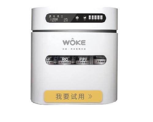 WOKE 反渗透 Q5双出水智能净水机